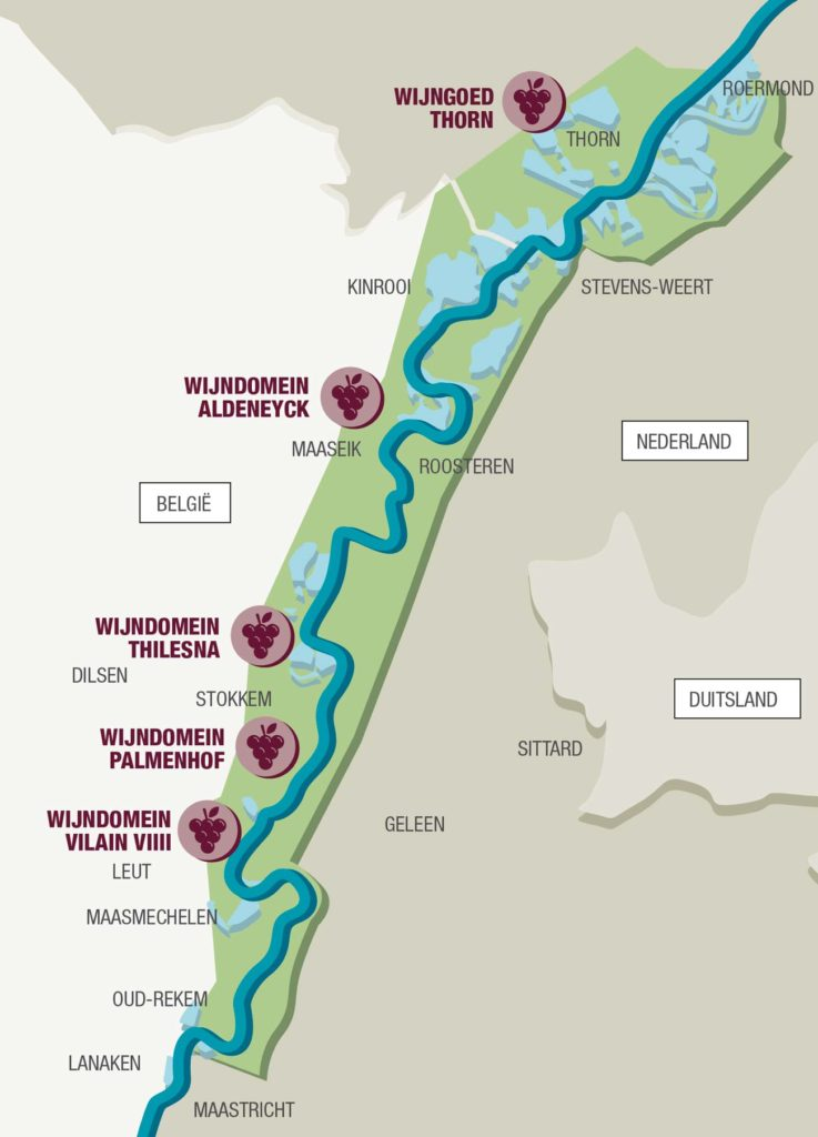 BOB-Wijngoed-Thorn_Maasbrug_Maaseik-grens-Nederland-gebied