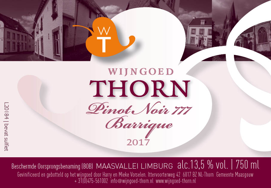 Thorn Barrique 2017